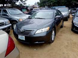 First Body Toyota Camry LE 2008