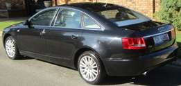 3008 audi a6 2.4 automatic luxury car