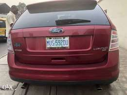 Cheap neat nigeria registered Ford Edge limited