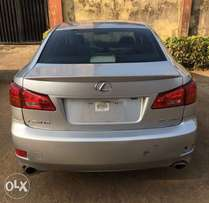 Registered 06/07 Lexus is250AWD sport thumb start in perfect condition