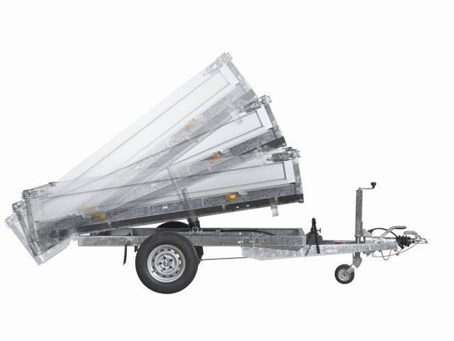 Saris PKR 140 Rückwärtskipper, 1400 kg
