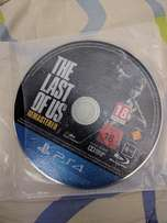 Last Of Us: Remastered Ps4