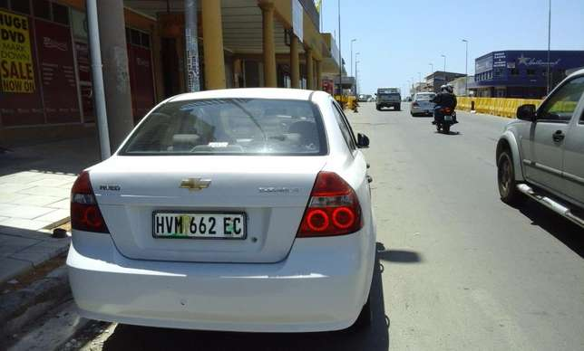 Chevrolet Aveo Sedan in Very Good Condition East London - image 4