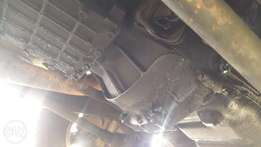 2.5d ford wl engene and gearbox