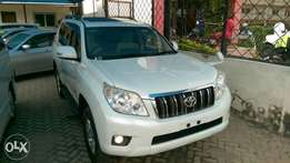 Toyota Prado 7 seater,Sunroof