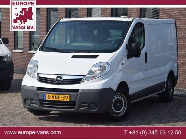 Opel Vivaro 2.0 CDTI 115pk L1H1 Airco 03 2011 - 2011