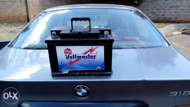 Used Voltmaster Car Battery used in good condition for sale. Kilimani - image 1