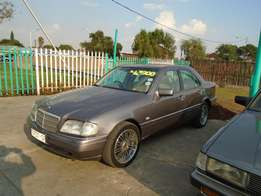 Mercedes Benz C220 Elegance Great Condition