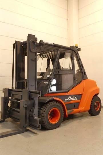 Linde H 80 D/900 396-02 - 2012