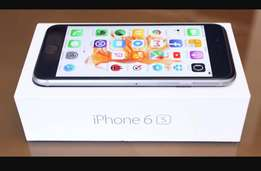 Iphone 6s space grey 64gb brand new