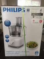 Philips food processor - still in sealed box, brand new