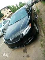 Toyota camry sport edition lagos clear.