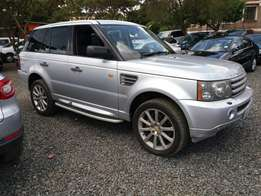Range rover sport super charged 2005
