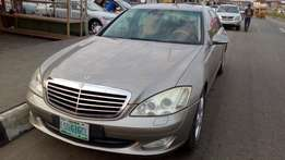 classic 2009 benz S350 for grabs