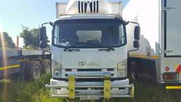 2011 Isuzu FSR 800 Fridge Truck