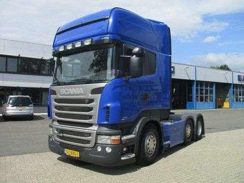 Scania R440 LA 6X2/4 MNA AdBlue Euro6 - 2012