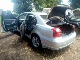 Toyota avensis on quick sale!