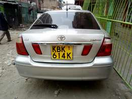 Toyota premio in excellent condition. Buy and drive