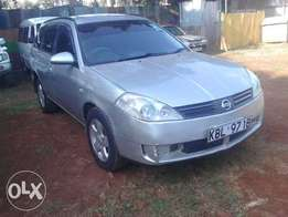 Clean and maintained Nissan car