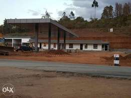 Land for sale in thika which is ideal for a petrol station