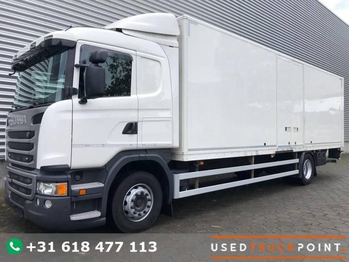 Scania G400 / Retarder / Tail Lift / AD Blue / 354 DKM / Belgium - 2014
