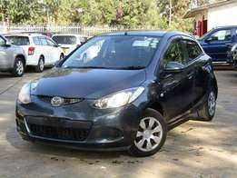 Mazda Demio 2009 model, Grey, Auto, reg:KCK at 600k