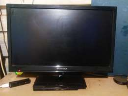 NON working Sansui 22'' Phd LED Tv for sale
