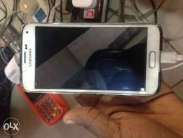 Neatly used galaxy s5 for sale or swap
