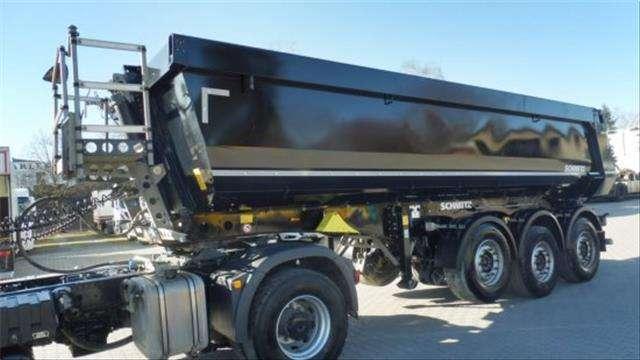 Schmitz Cargobull Ski 24 Sl7.2 Stahl Mietkauf Möglich