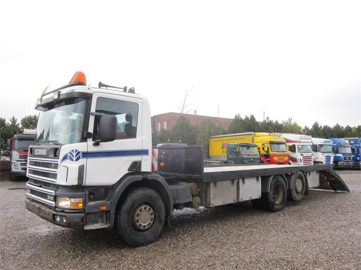 Scania 114g-340 6x2*4 Knæklad - 1999