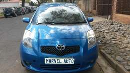 2007 Toyota Yaris T3 Trend For R63000