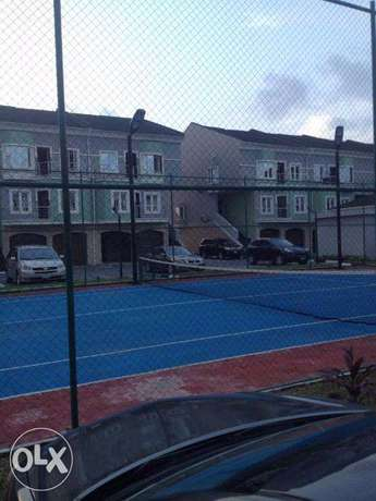 Classic 4 Bedroom terrace Duplex + BQ at lekki Lagos Mainland - image 1