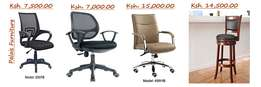 Assorted Office Chairs Offer