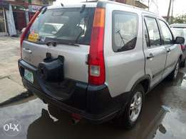 Sharp first body Honda CR-V for sale