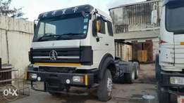 Beiben Used Trucks for Sale