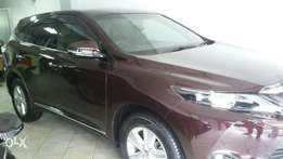 Toyota harrier 2014 New shape 4by4