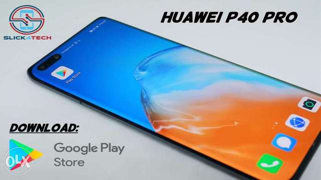Play store and youtube on all New Huawei