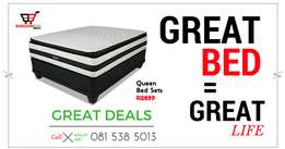 Deal for today only - Reduced drastically - Queen size Beds
