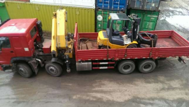 Forklift Hire Services Industrial Area - image 3