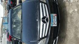 Super black c300 Mercede Benz 2010/11 at Lekki for N6.7m