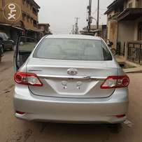 Newly arrived Toks 012 TOYOTA COROLLA