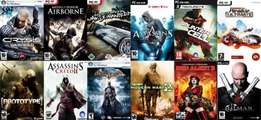PC games at your doorstep