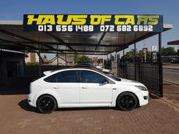 2011 Ford Focus ST 2.5