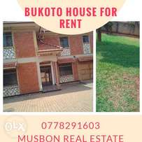 5 bedrooms standalone House Bukoto(office/residential)