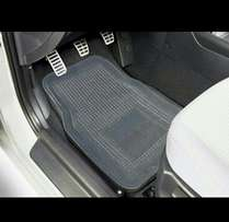All weather clear floor mat ( set of 5)
