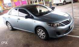 Corolla to settle bank urgent