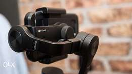 DJI New OSMO Mobile Handheld For Hire