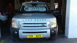 2006 Land Rover Disco3 for sale!