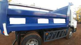 2003 Mercedes Benz Atego 1517 6m3 Tipper for sale