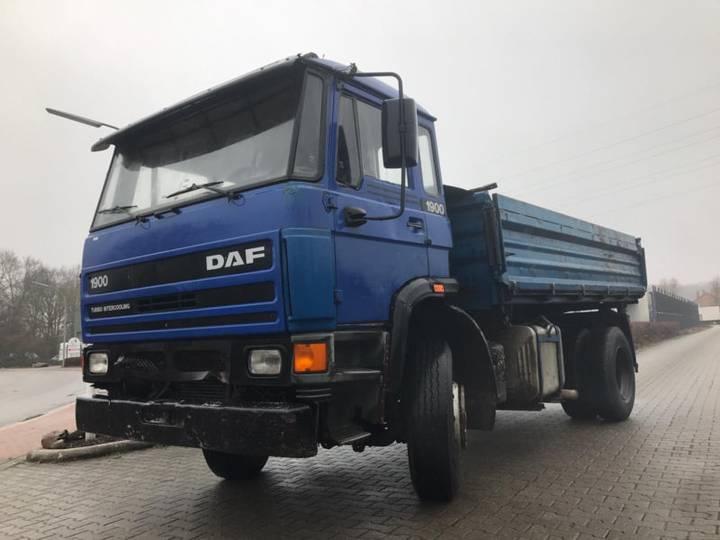 DAF 1900 Turbo, Blatt / Blatt, Schaltgetriebe - 1993 - image 3
